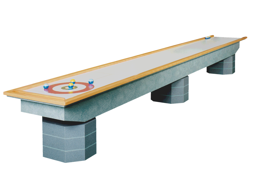 Curling de table for Habitat table de jardin